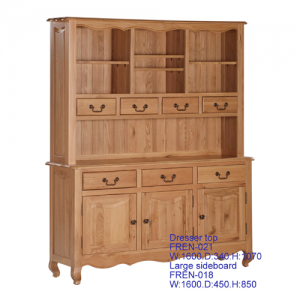 French-Oak-hutch