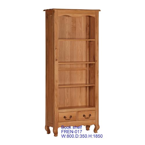 French Oak Book Case